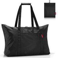Сумка складная Mini maxi travelbag black, Reisenthel