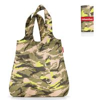 Сумка складная mini maxi shopper camouflage, Reisenthel
