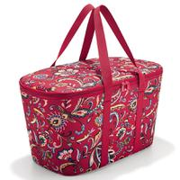 Термосумка Coolerbag paisley ruby, Reisenthel