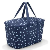 Термосумка coolerbag spots navy, Reisenthel