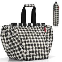 Сумка складная Easyshoppingbag fifties black, Reisenthel